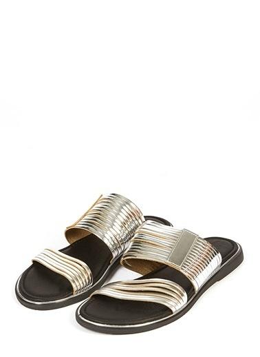 Nemesis Shoes Terlik Gümüş